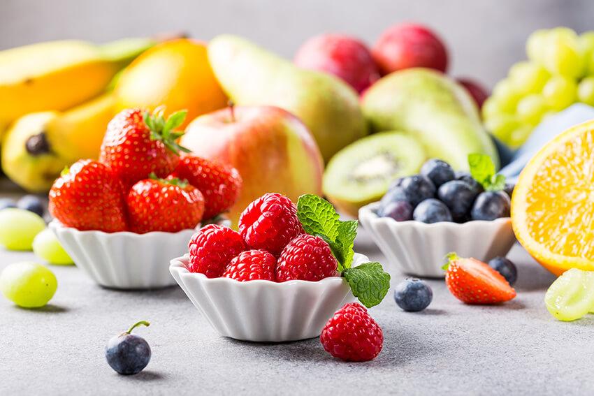 Descubre qué son los antioxidantes, sus tipos